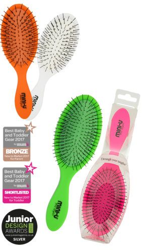 Hairbrushes