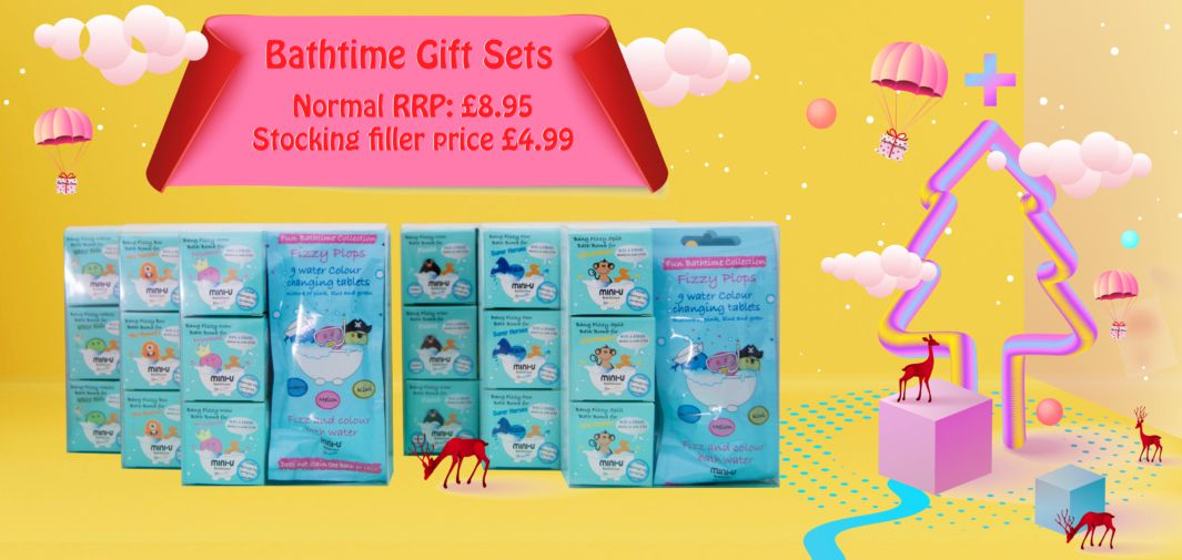 Bathtime gift set christmas offers